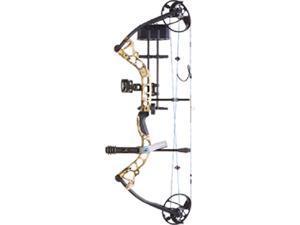 Diamond Archery 2016 Infinite Edge Pro Bow Pkg Breakup Country Left Hand 5-70 Lbs