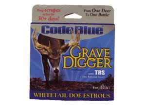 Code Blue Grave Digger White Tail Doe Estrus