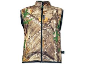 Rivers West Cold Canyon Waterproof Fleece Vest Realtree Xtra Camo Medium