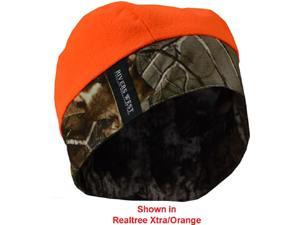 Reversible Skull Cap Camo/Blaze Mossy Oak Country OSFM