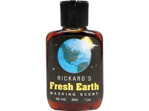 Pete Rickard Earth Cover Scent