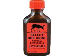 Wildlife Research Center 410 Select Doe Urine 1 FL OZ Hunting Scents Deer