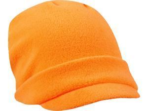 Outdoor Cap Company Lightweight Fleece Radar Cap Blaze Orange Osfm