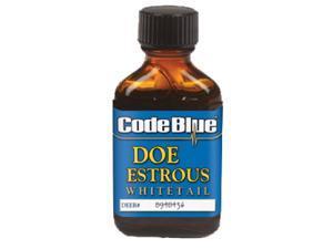 CODE BLUE ESTROUS DOE URINE 1OZ   OA1001