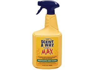 Hunters Specialties Scent-A-Way Max Fresh Earth Spray 32Oz