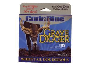 Code Blue Grave Digger White Tail Doe Estrus