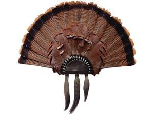 Flambeau Lohman Turkey Fan Plaque Black