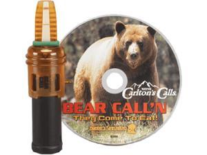 Hunters Specialties Carlton Bear Callin Kit With Cassette