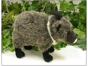 "Standing Javelina 10"" by Wish Pets"