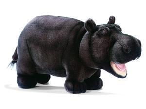 """Happy Hippo 18.11"""" by Hansa"""