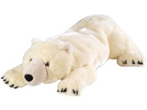 "Polar Bear Cuddlekin 30"" by Wild Republic"