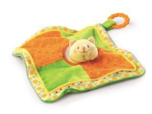 "Kitten Activity Blankie 16"" by Russ Berrie"
