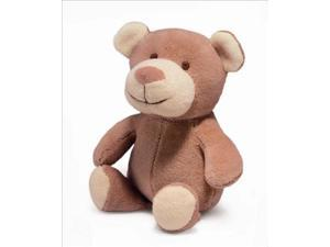 """Simply Natural Brown Bear 6.5"""" by Russ Berrie"""