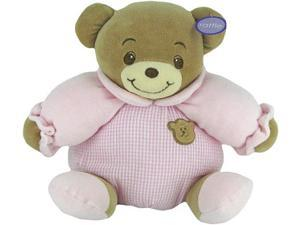 """Baby Bow Pink Playtime Bear 11"""" by Russ Berrie"""