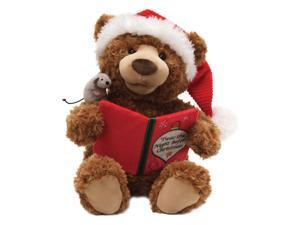 """Animated Storytime Bear 11"""" by Gund"""