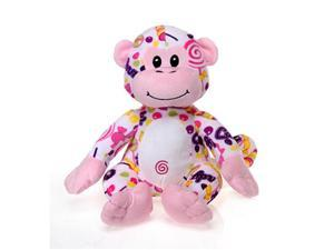 "Candy Print Monkey 10"" by Fiesta"