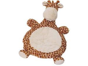 "Natural Giraffe Baby Mat 31"" by Bestever"