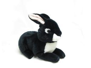 """Realistic Ducth Bunny 12"""" by Russ Berrie"""