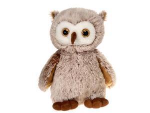 "Sitting Great Horned Owl 16"" by Fiesta"