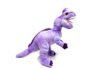 """Purple Dinosuar 13"""" by Wish Pets"""