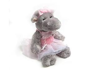 "Ballerinia Hippo 12"" by Unipak"