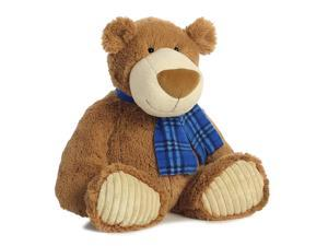 """Ginger Snap Brown Bear Large 15"""" by Aurora"""