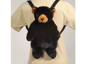 "Black Bear Backpack 16"" by Fiesta"