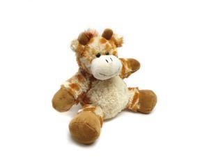 "Sitting Potbelly Giraffe 7"" by Wish Pets"