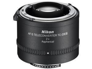 Nikon TC-20E III 2x Teleconverter for AF-S & AF-I Lenses