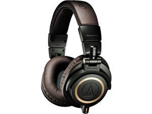Audio-Technica ATH-M50x DG LE Professional Studio Monitor Headphones-Dark-Green