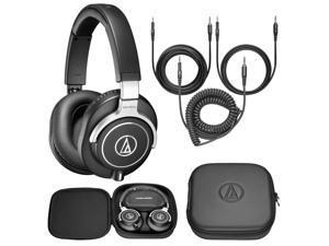 Audio Technica ATH-M70X Pro Monitor Closed Studio Headphones + CASE