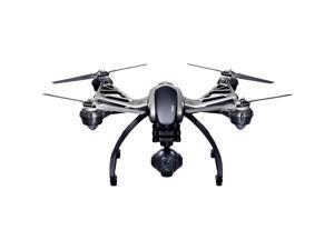 YUNEEC Q500 4K Typhoon Quadcopter w/ CGO3-GB Camera + Grip + Case + Extra Battery