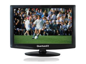 13.3 Inch QuantumFX TV-LED1311 12 Volt AC/DC Widescreen 1080p HD LED TV w/ ATSC Digital Tuner