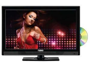 Naxa NTD-1954 19 Inch 12 Volt AC/DC Widescreen LED 1080i HDTV ATSC Digital Tuner with DVD Player