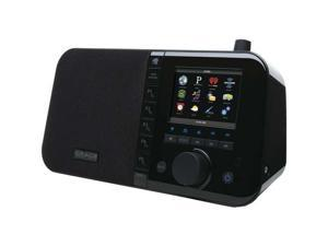 "GRACE DIGITAL AUDIO GDI-IRC6000 Wi-Fi Internet Radio with 3.5"" TFT Color Screen (Black)"