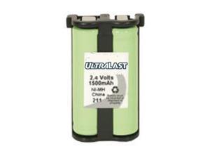 UltraLast 2.4V, 1500mAh Panasonic HHR-P513 Equivalent Battery (UL513)