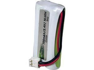 "UltraLast 2.4V, 500mAh ""2 x AAAA"" with JST Connector (UL134)"