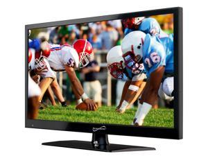 "Supersonic SC-2411 24"" 1080p HD LED LCD Television w/ ATSC Digital Tuner"
