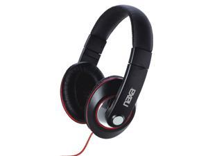 Naxa NE-929 Over-Ear 3.5mm Headphone - Black