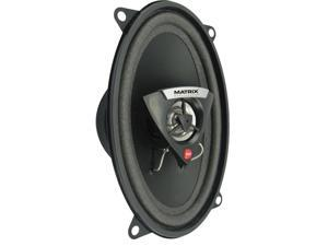 "Matrix RSX460 4"" x 6"" 120 Watt 2 Way Speakers(pair)"