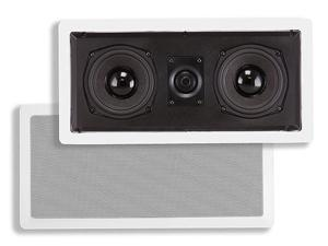 5-1/4 Inches Center Channel In-Wall Speaker - 8 Ohm (4881)