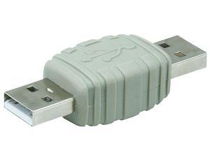 USB 2.0 A Male to A Male Gender Changer Adapter  (4812)