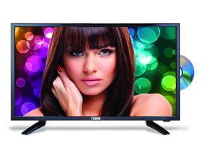 "NAXA NTD-2456 24"" 1080p LED TV & DVD/Media Player with Car Package"