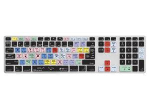 KB Covers After Effects Keyboard Cover for Apple Ultra-Thin Keyboard w/ Num Pad (AE-AK-CC-2)