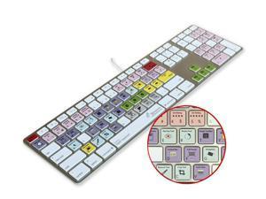 KB Covers Aperture Keyboard - US/ANSI (KBKYBD-AP-AK-W)