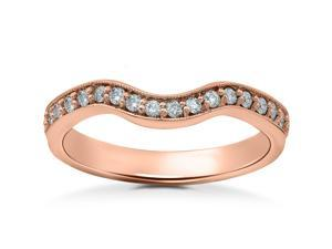 1/4 ct Lab Grown Diamond Angelica Wedding Ring