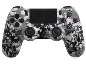 Custom PlayStation 4 Controller Special Edition White Urban Controller