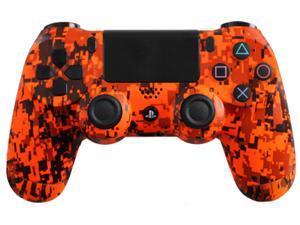 Custom PlayStation 4 Controller Special Edition Orange Urban Controller