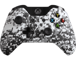 Custom Xbox One Controller Special Edition White Urban Controller