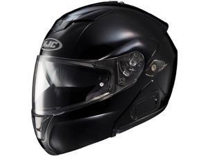 HJC SY-MAX 3 Solid Modular Helmet Gloss Black SM